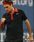 Roger advances