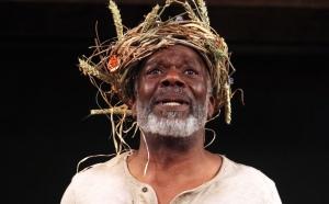 Joseph Marcell King Lear