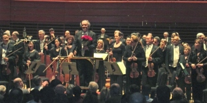 Valery Gergiev & members of the Philadelphia Orchestra
