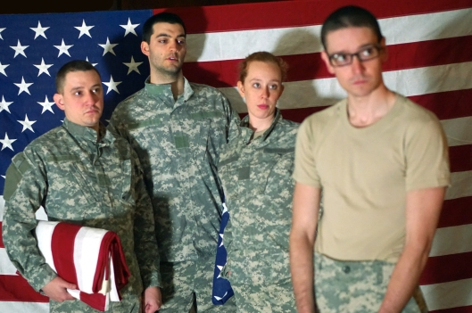 5 Inis Nua - The Radicalisation of Bradley Manning - Photo by Kory Aversa